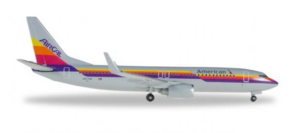 B737-800 American- Air Cal