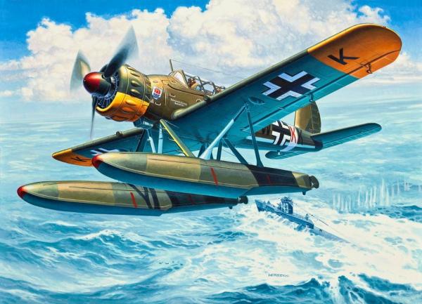 Arado Ar 196 A-3 Seaplane