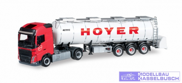 "Volvo FH Gl. LeMiTaSzg ""Hoyer"""