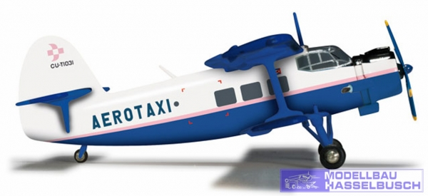 Aerotaxi Antonov AN-2
