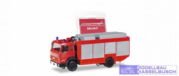 Herpa MiniKit: Iveco Magirus Rüstwagen, rot