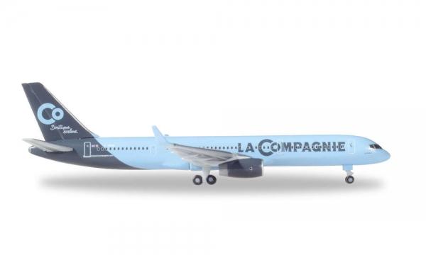 B757-200 La Compagnie