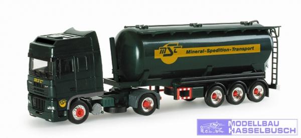 "DAF 95 XF SSC Silo-Sattelzug 42m³ ""MST"""