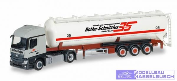 "Mercedes-Benz Actros Streamspace 2.3 ADR-Silo-Sattelzug ""Bothe-Schnitzius"""