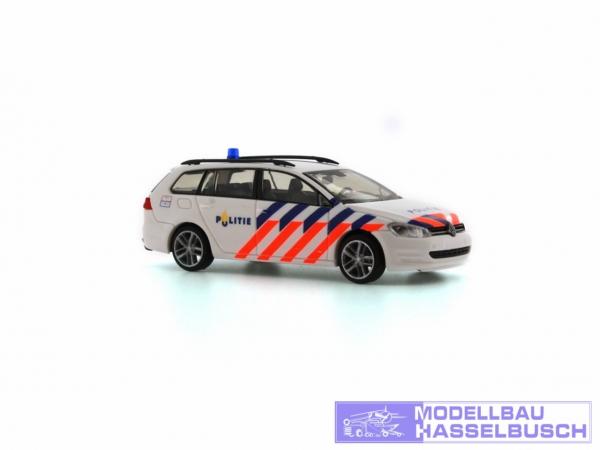 VW Golf 7 Variant Politie (NL)