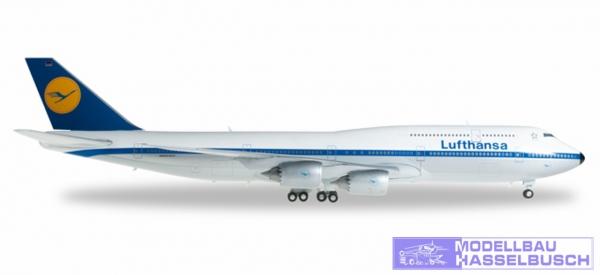B747-8 Lufthansa Retrojet