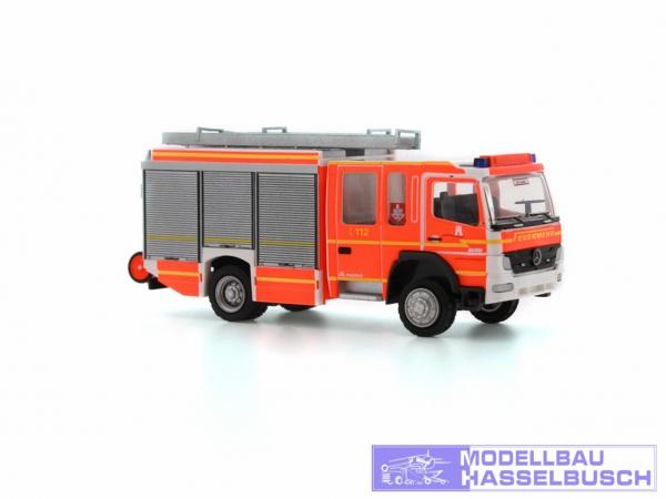Iveco Magirus Lohr FW Hamburg-Veddel 2509