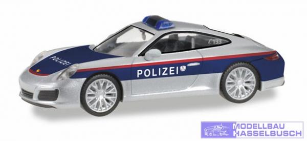 Porsche 911 Carrera Polizei - Österreich