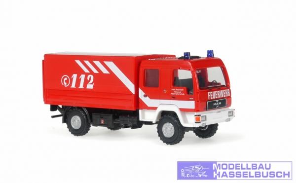 MAN Dekon-P Feuerwehr Tönisvorst