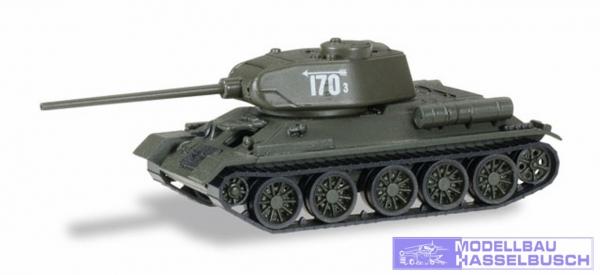 Kampfpanzer T34/85 4.Garde