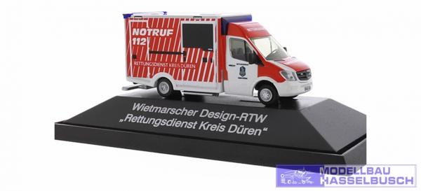 WAS Design-RTW Rettungsdienst Kreis Düren