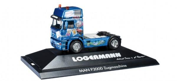 "MAN F2000 Solo-Zugmaschine ""Logermann"""