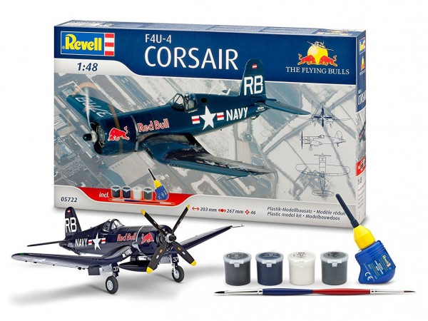 Revell F4U-4 Corsair Flying Bulls