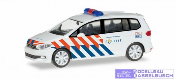 """VW Touran """"Polizei Groningen"""""""