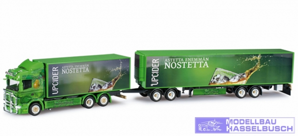 "Scania R HL Koffer-oCombi ""Ristimaa Wild Perry"" (FIN)"