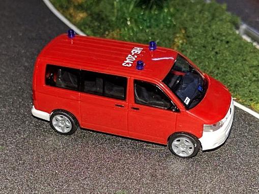 """Feuerwehr Bremen VW T5 GP- """"OrgL"""" HB-2043"""