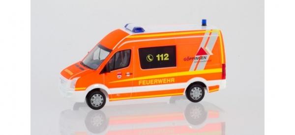 VW Crafter Feuerwehr Göppingen