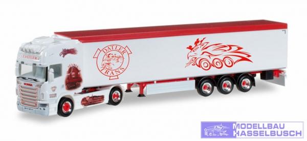"""Scania R 04 Schubboden-Sattelzug """"Datler"""" (A)"""