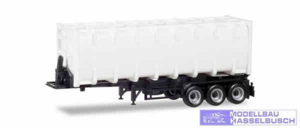 30ft Bulkcontaineraufl.3a,schw