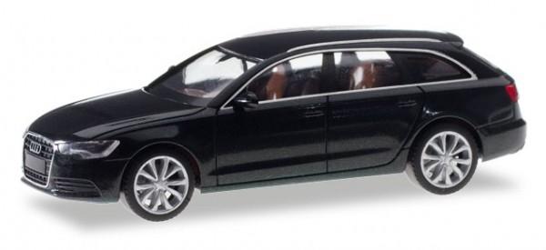 "Audi A6 Avant ""schwarz met"""