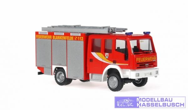 Iveco Eurofire Feuerwehr Blankenfelde