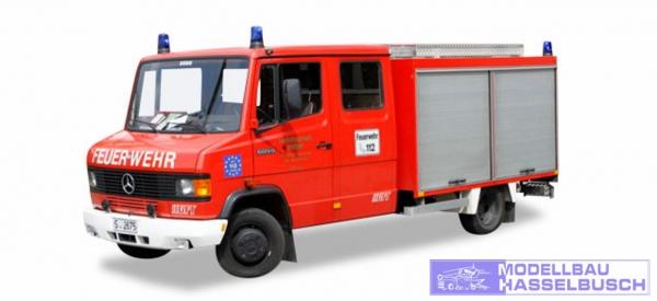 """Mercedes-Benz T2 TSF-W """"Feuerwehr Stuttgart Sommerrain"""""""