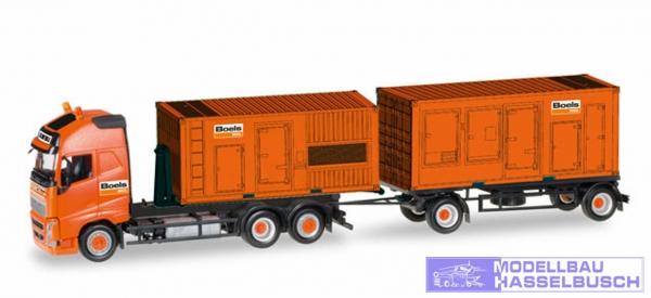 """Volvo FH GL XL Hgz """"Boels"""""""