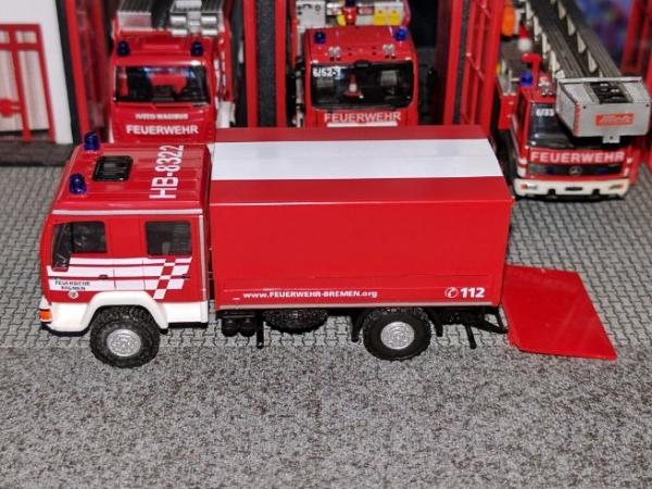 Feuerwehr Bremen MAN Dekon-P HB-8322 (FF Blumenthal)