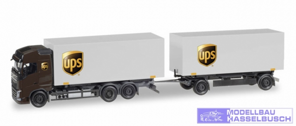 Volvo FH GL WeKoHzg UPS