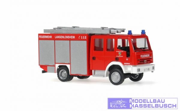 Iveco Eurofire Feuerwehr Langenlonsheim