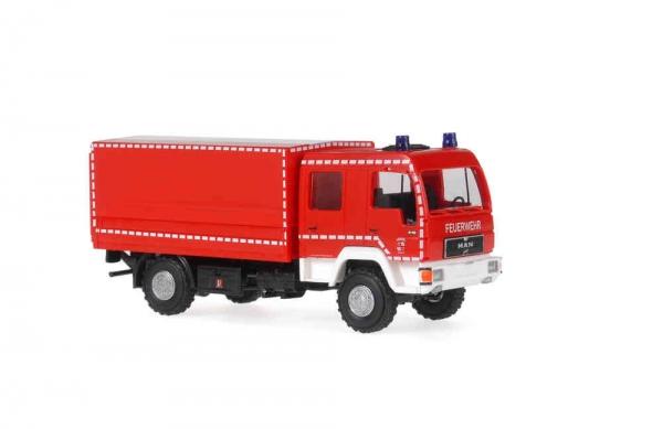 MAN Dekon-P Feuerwehr Zwickau