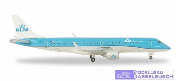 E190 KLM Cityhopper
