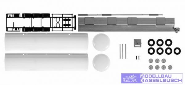 TT/Tankauflieger weiß - SPUR TT (1:120)