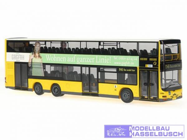 MAN Lion´s City DD Berliner Verkehrsbetriebe (BVG