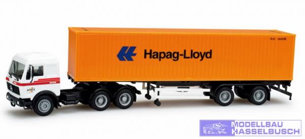 "Mercedes-Benz S Container-Sattelzug ""Schmid / Hapag Lloyd"""