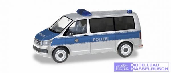 VW T6 Bus Polizei NRW