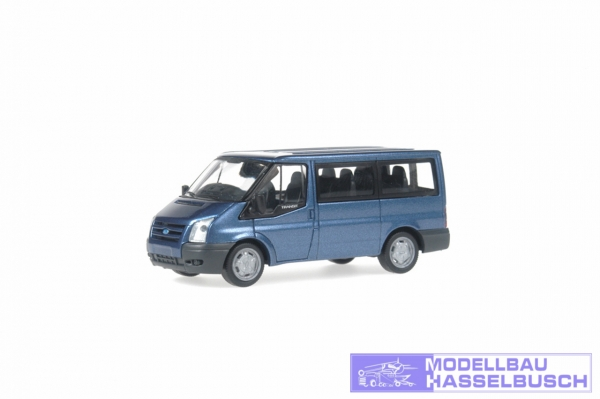 Ford Transit 06 Bus Flachdach, kurz metallic