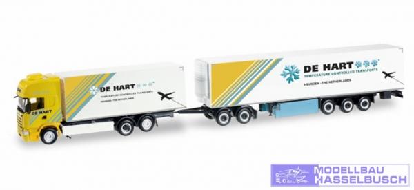 """Scania R TL ocombi """"De Hart"""" (NL)"""