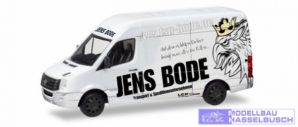VW Crafter Kasten HD TSU Bode