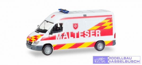 "MB Sprinter Halbbus ""Malteser"