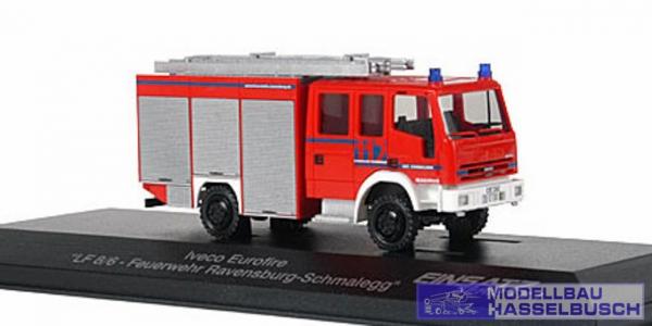 Iveco Eurofire Feuerwehr Ravensburg