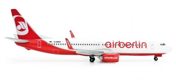 B737-800 Air Berlin D-ABKO