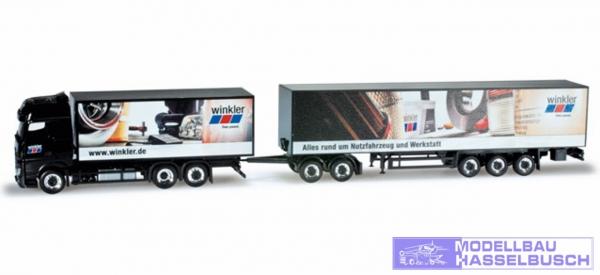 """Mercedes-Benz Actros Bigspace Koffer-oCombi """"Winkler"""""""