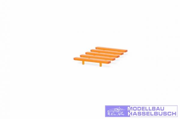 LED Balken für RTW/Transporter orange (5 Stück)