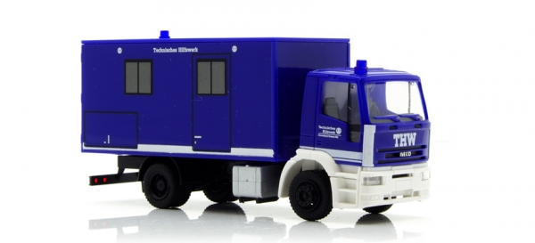 Iveco Eurotech Koffer THW Bremen