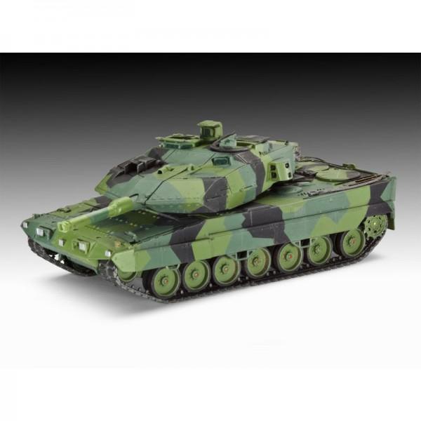 Revell Strv 122A/122B Swedish Leopard 2