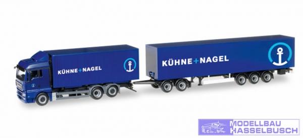 "MAN TGX XLX o 6 ocombi ""Kühne & Nagel"""
