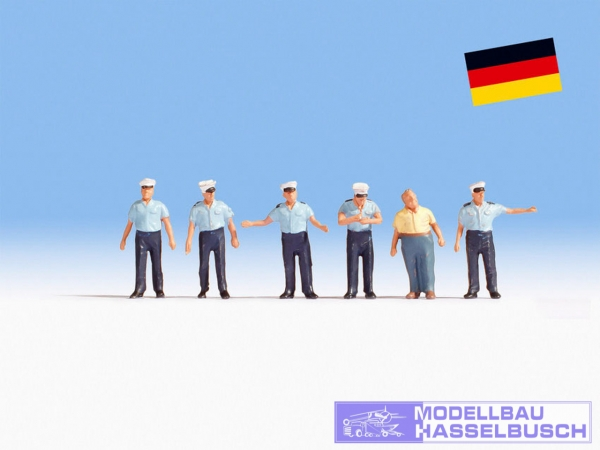 Verkehrspolizisten Deutschland