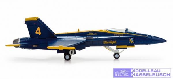 F/A-18 Navy Blue Angels No.4