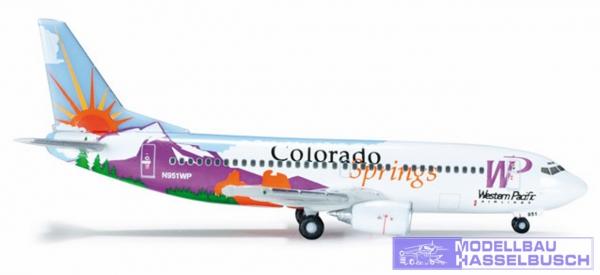 B737-300 WP Colorado Springs